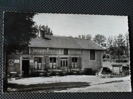 Donjeux- Café De La Gare.  Rare. - Autres Communes