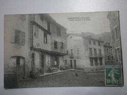 43 Monistrol D'Allier, Vieille Maison Et La Poste. Carte Inédite (2940) - Andere Gemeenten