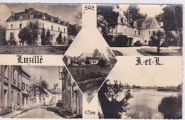 37 - LUZILLE - MULTI VUES - Francia