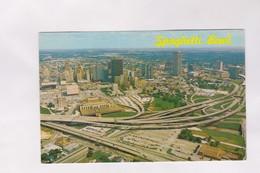 CPM   HOUSTON , TEXAS, SPAGHETTI BOWL En 1967! - Houston