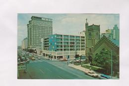 CPM  VIEW OF DOWNTOWN  HOUSTON , TEXAS, - Houston