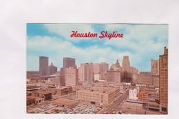 CPM    HOUSTON SKYLINE, TEXAS,en 1967! - Houston