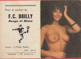 Kalender / Calendrier ... Coquin ... Nu -1980 ( 3 ) - Calendriers