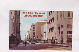 CPM  HELLO FROM   HOUSTON  , TEXAS, - Houston