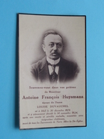 DP Antoine HUYSMANS ( Louise DUVAUCHEL ) Moll 30 Dec > 14 Nov 1924 ( Zie Foto's ) Mol ! - Avvisi Di Necrologio