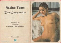 Kalender / Calendrier ... Coquin ... Nu -1980 ( 6 ) - Calendriers