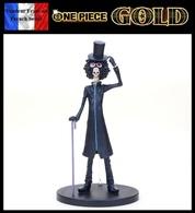 Figurine NEUVE ( Action Figure ) - Manga One Piece GOLD Brook 20 Cm - Figurines