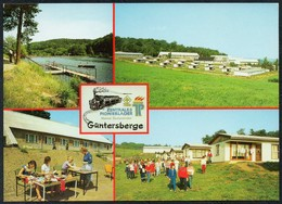 C6002 - TOP Güntersberge - Zentrales Pionierlager - Junge Pioniere Thälmann Propaganda DDR - Harzgerode