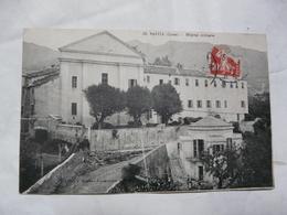 CPA 20 HAUTE-CORSE-BASTIA : Hôpital Militaire - Bastia