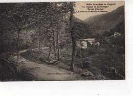 19 EYLAC La Route De St Martin La Meanne Gorges De La Dordogne - Other Municipalities