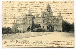 CPA - Carte Postale - Belgique - Vallée De La Semois - Château Des Croisettes - 1904 (B8814) - Chiny