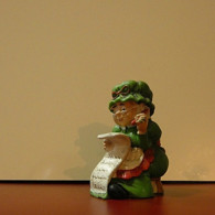 Rubber Figure W. Berrie 1980 Made In Portugal 6cm Tall - Disney