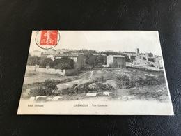 GREASQUE Vue Generale - 1913 Timbrée - Otros Municipios