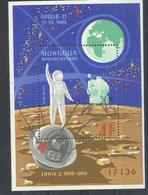 MONGOLIA YVERT  H/B  19   MNH  ** - Mongolia