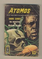 ATOMOS     N° 12   . Arédit    De 1971 - Arédit & Artima