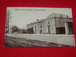 TOERNICH  (environs D'Arlon)  - Arrêt Du Tram - Aarlen