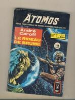 ATOMOS     N° 25  . Arédit    De 1974 - Arédit & Artima