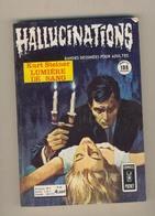 HALLUCINATIONS    N° 46  . Arédit    De 1975 - Arédit & Artima