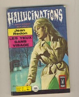 HALLUCINATIONS    N° 54 . Artima     De 1975 - Arédit & Artima