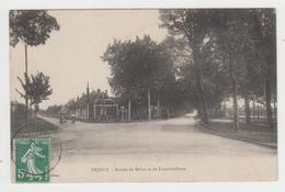 BO271 - PRINGY - Routes De Melun Et De Fontainebleau - France
