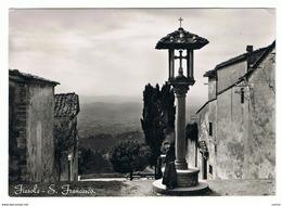 FIESOLE (FI):   S. FRANCESCO  -  FOTO  -  FG - Chiese E Conventi