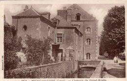 CPA   45  MEUNG-SUR-LOIRE--- CHAUSSEE DU GRAND-MOULIN - France