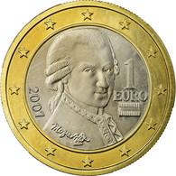 Autriche, Euro, 2007, SPL, Bi-Metallic, KM:3088 - Autriche