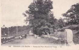 Thonon-les-Bains Ruines Du Pont Romain De Vougy - Thonon-les-Bains