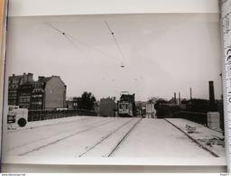 Photo Original, Sambre à Namur- Pont Du Confluent , 1949 - Namur