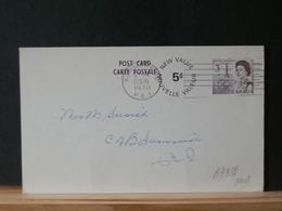 A9337   CP   CANADA  VERSO PIQUAGE PRIVE - 1953-.... Règne D'Elizabeth II