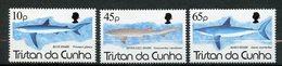 Tristan Da Cunha, Yvert 541/543, MNH - Tristan Da Cunha