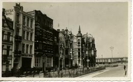 OSTENDE Hôtel Norfolk Carte Photo 1934 - Oostende