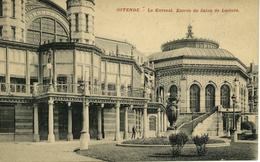 OSTENDE Le Kursaal Entrée Du Salon De Lecture - Oostende