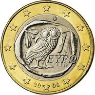 Grèce, Euro, 2008, SPL, Bi-Metallic, KM:214 - Grèce