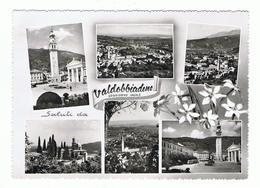 VALDOBBIADENE:  SALUTI  DA ... -  VISIONI  -  FOTO  -  PER  LA  SVIZZERA  -  FG - Treviso