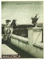 "4092 ""MALLORCA "" DEPLIANT TURISTICO ORIGINALE - Dépliants Turistici"