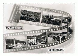 VALDOBBIADENE:  UN  SALUTO  DA ... -  VISIONI  -  FOTO  -  F.LLO  TOLTO  -  PER  LA  SVIZZERA  -  FG - Treviso