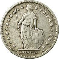 Monnaie, Suisse, Franc, 1921, TTB, Argent, KM:24 - Suisse