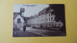 Hôpital Général De Senlis  Façade  Principale - Senlis