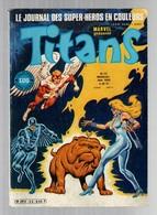 Titans N°53 La Guerre Des étoiles - Machine-Man - Mikros - Dazzler - Premiers Outils Premières Armes - Titans