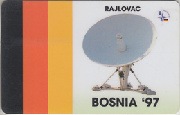 ALLEMAGNE - PHONE CARD    ***   MILITAIRE * BOSNIA 97 - 50DM    *** - Army