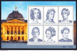België 2001 Blok Nr 89 (nr 2971/76) **, Zeer Mooi Lot 3760 - Collections (sans Albums)