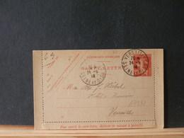 A9350    CARTE LETTRE  1914 FERMEE - Entiers Postaux