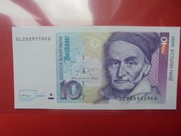 B.R.D 10 MARK 1993 PEU CIRCULER/NEUF (B.2) - 10 Deutsche Mark
