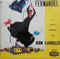 """Fernandel  """"  Le Petit Monde De Don Camillo """" - Formats Spéciaux"""