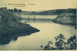 Vallée De La WARCHE Le Barrage Vu De La Sapinière - Malmedy