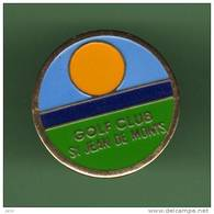 GOLF *** CLUB SAINT JEANDE MONTS *** 1016 - Golf