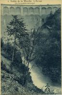 Vallée De La WARCHE Le Barrage Sa Formidable Décharge - Malmedy