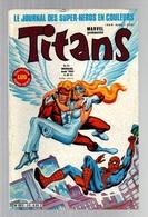 Titans N°55La Guerre Des étoiles- Mikros - Dazzler - L'âge Néolithique - Histoire Des Jeux Olympiques... - Titans