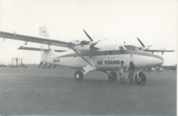 Air Rwanda - Aviation - Airlines - Aircraft - Aeroplane - Airplane - De Havilland Canada DHC 6 - 1946-....: Ere Moderne